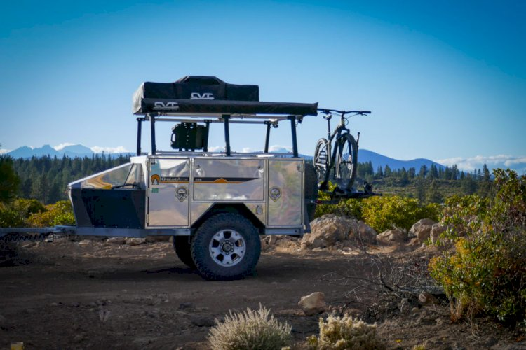 How to chose a bike rack for your camping trips