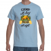Camp all day, Drink all night T-Shirt